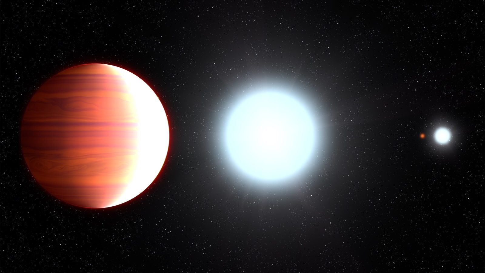 Sunscreen ingredient falls as 'snow' on hot exoplanet ...