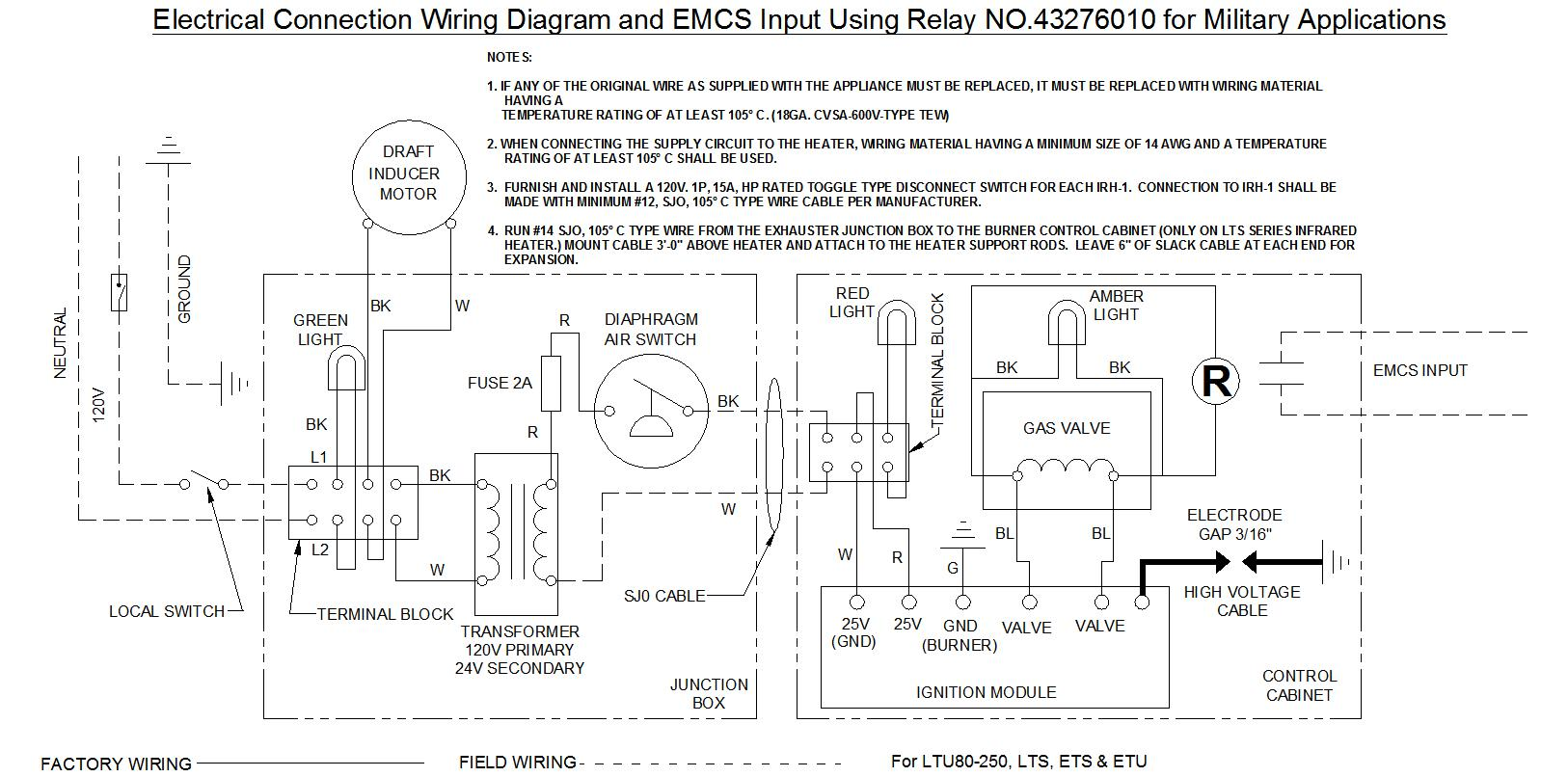 Trane Heat Pump Thermostat Wiring Diagram Baysens019c