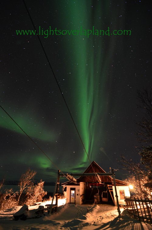 Northern Lights Canada Tonight