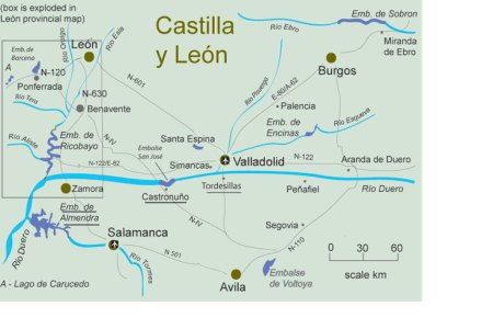 san jose spain map » Full HD MAPS Locations - Another World ...