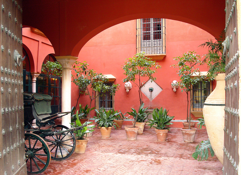 Casa Carmona Wedding Venues In Sevilla Spain