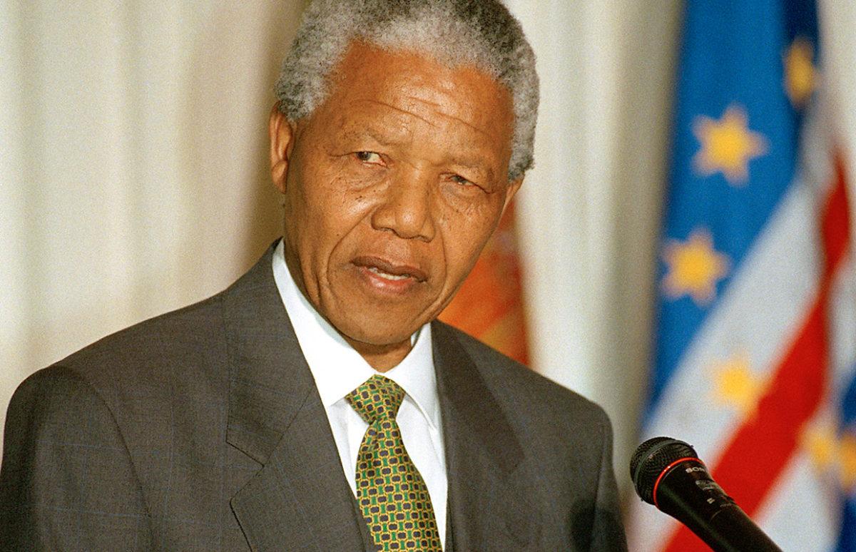 Nelson Mandela Son Name