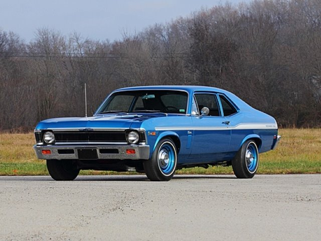 A Pair Of Chevy Cars Worth Noting From Mecum s Kissimmee Auction     The Mecum auction in Kissimmee last week from January 16 25  2015  had some  high dollar excitement going on  Here are a couple of rare Chevy rides  worth