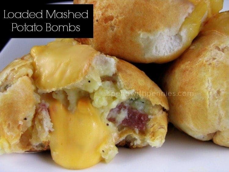 And T And Mash Cheese Potatos Macaroni Bone