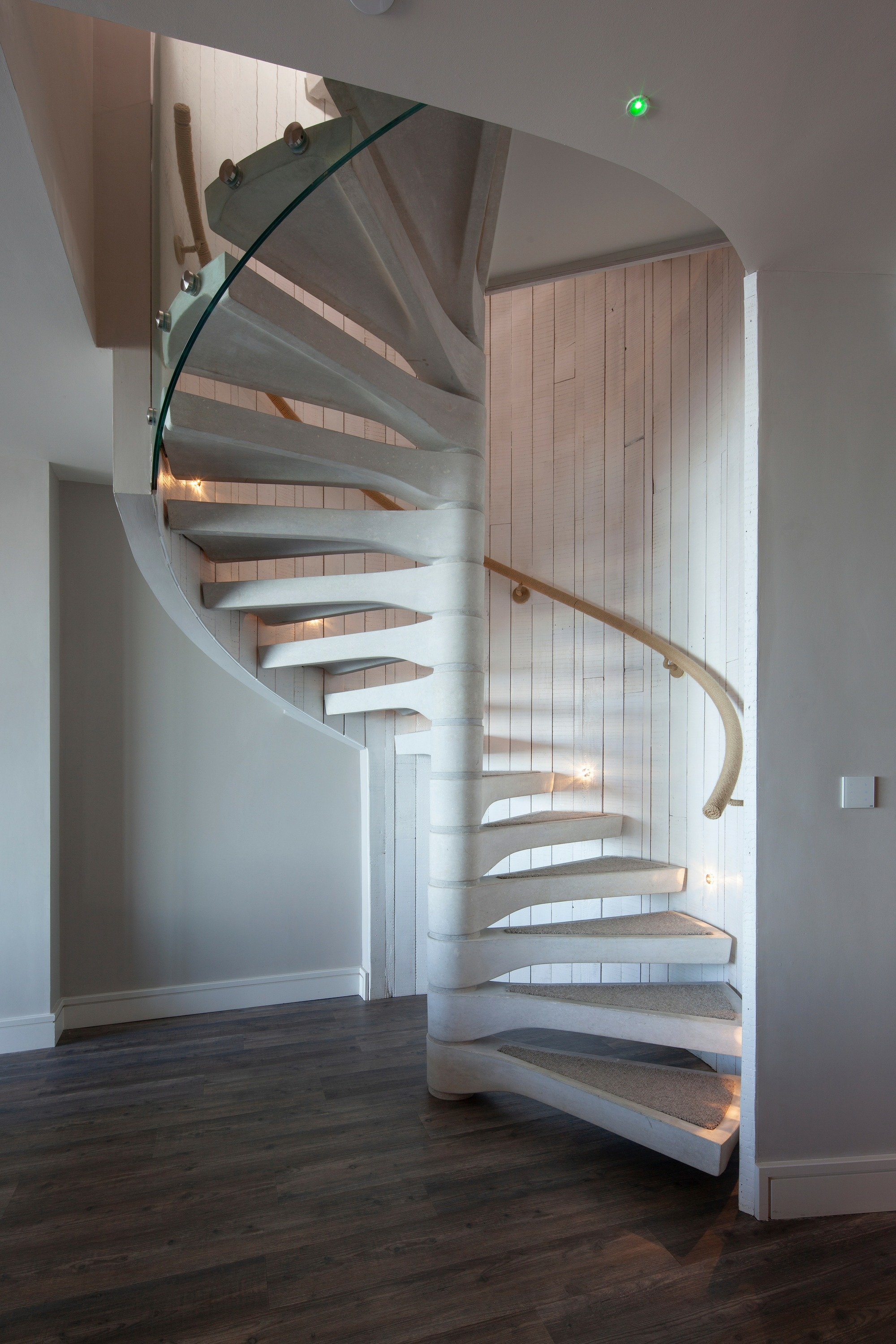 Spiral Staircase Manufacturers Bespoke Staircases   Minimum Space For Spiral Staircase   Stair Treads   Building Regulations   Design   Space Saving   Tread Depth