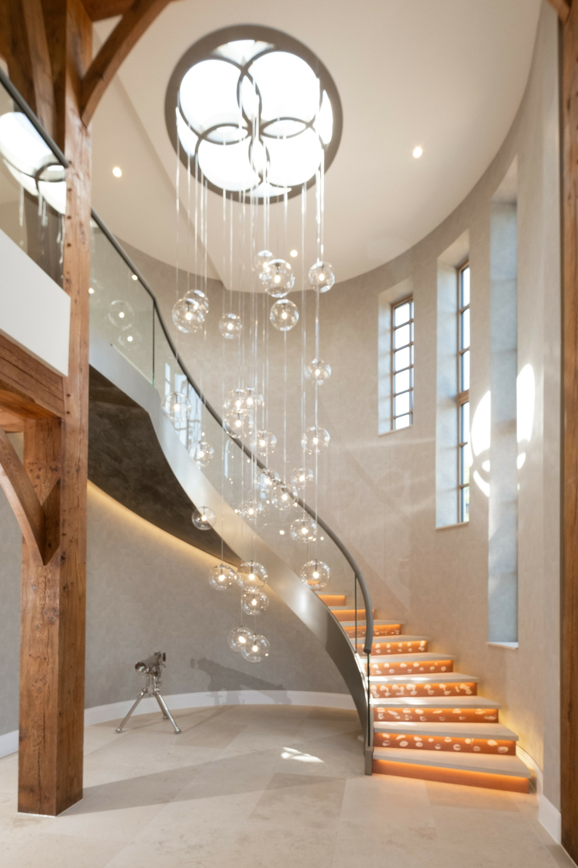 Curved Staircases Uk Spiral Uk | Curved Staircase Design Plans | Slightly Curved | Stainless Steel | Wood | House | Curved Stairway