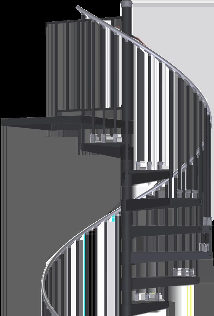 Shop For Indoor And Outdoor Spiral Stair Kits Spiral Stair Warehouse | External Spiral Staircase For Sale | Stair Treads | Staircase Ideas | Steel Spiral | Metal Spiral | Staircase Railings