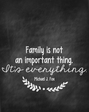 90 Best Family Quotes That Say Family is Forever   Spirit Button family is everything