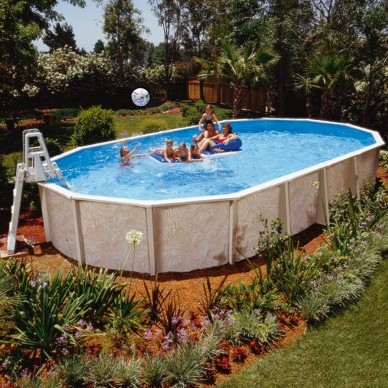 Garden Leisure Above Ground Pool Reviews