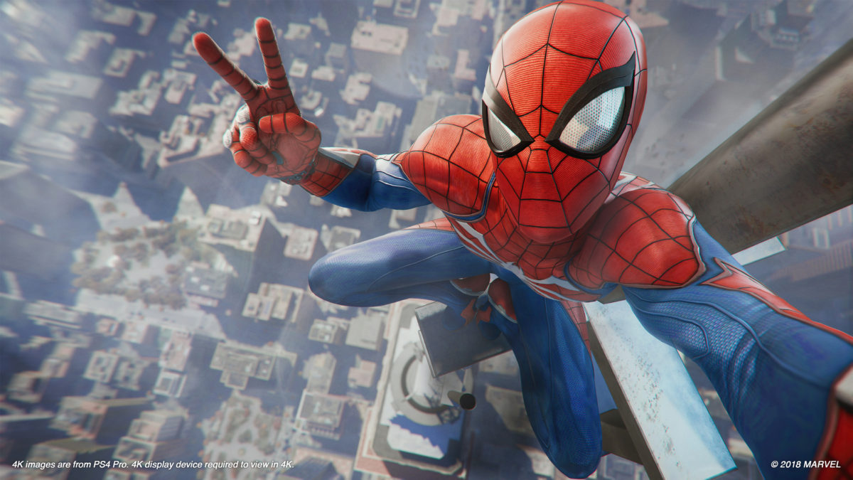 Before  Marvel s Spider Man  is released this summer  play these     Insomniac Games garnered considerable hype when it announced that Marvel s  Spider Man would be coming to PlayStation 4 this September