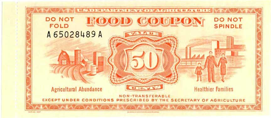 California Food Stamps Amount