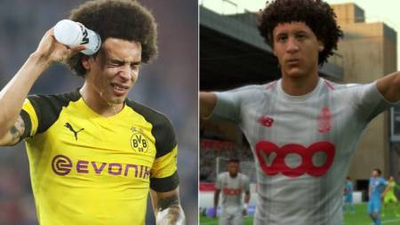 Axel Witsel Tells EA Sports To
