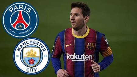 Barcelona Star Lionel Messi 'Considering Third Club' Amid Interest From PSG  And Man City