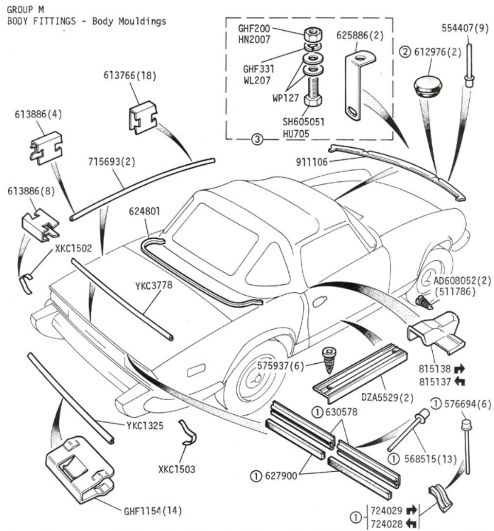 Excellent car body parts diagram photos best image wire binvm us