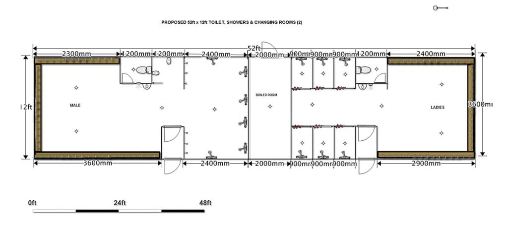 Kitchen Design 6m X 4m