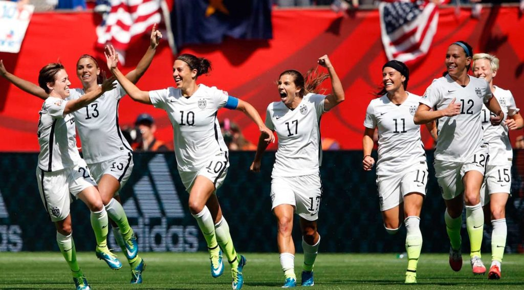 World Cup Preview & Odds: Bet It All On US Women's ...