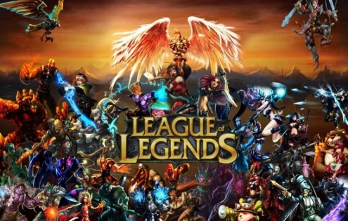 Top 10 Most Popular Online Games in the World  Online Games League of legends League of legends Popular Online Games