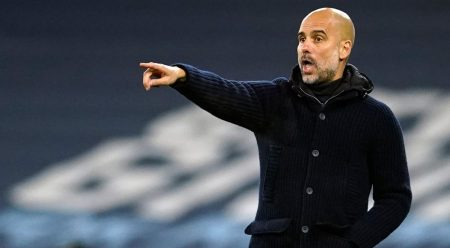 Pep Guardiola Signs Two-year Contract Extension At Man City