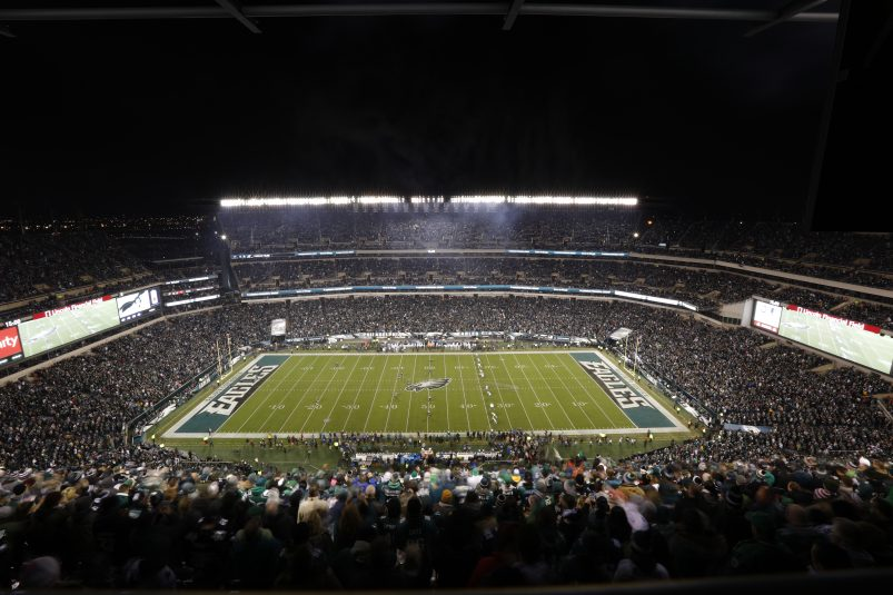 Lincoln Financial Field Flies High With Sony Hdc 4800