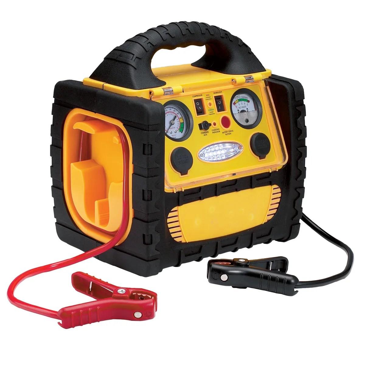 Portable Emergency Power Supply
