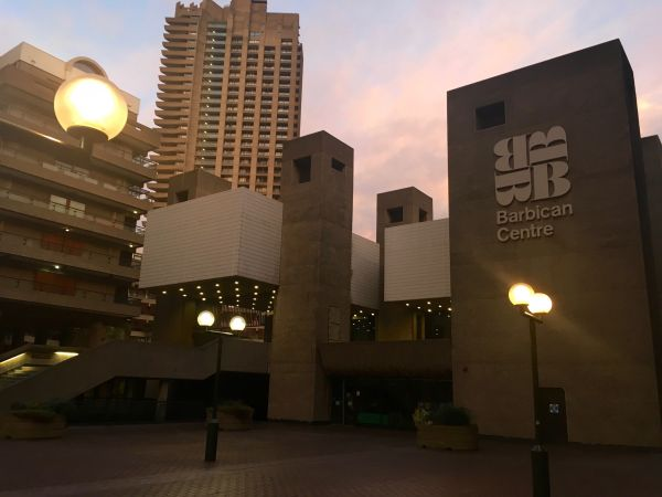 The Barbican Cinema London Spotted By Locals