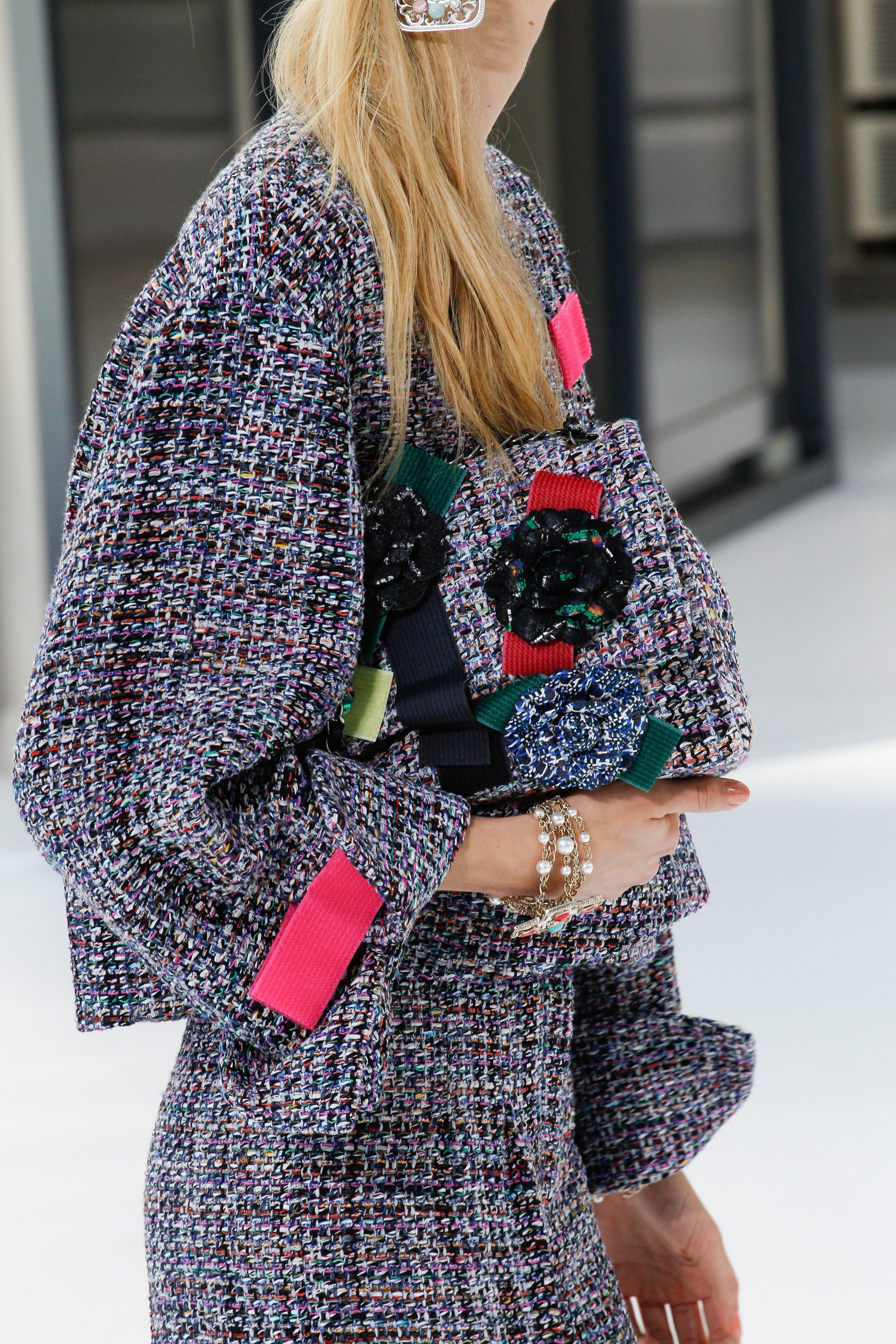 Chanel Spring Summer 2017 Runway Bag Collection Spotted