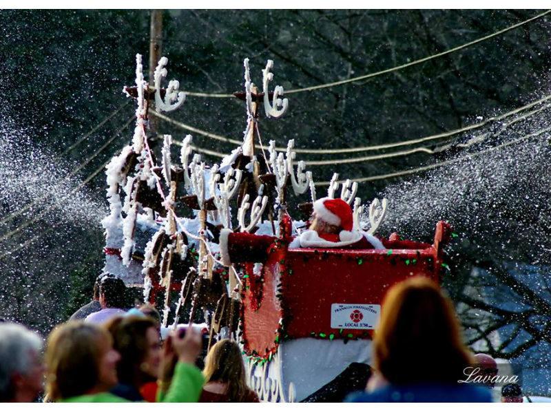 Columbia Tn Christmas Parade