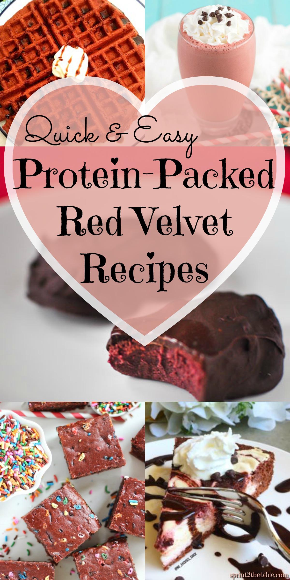 Quick Easy Red Velvet Cake Recipe