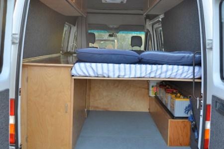 Campervan Body Flares With Window Cutouts Mercedes Sprinter WB HQ Custom Van RV Conversion