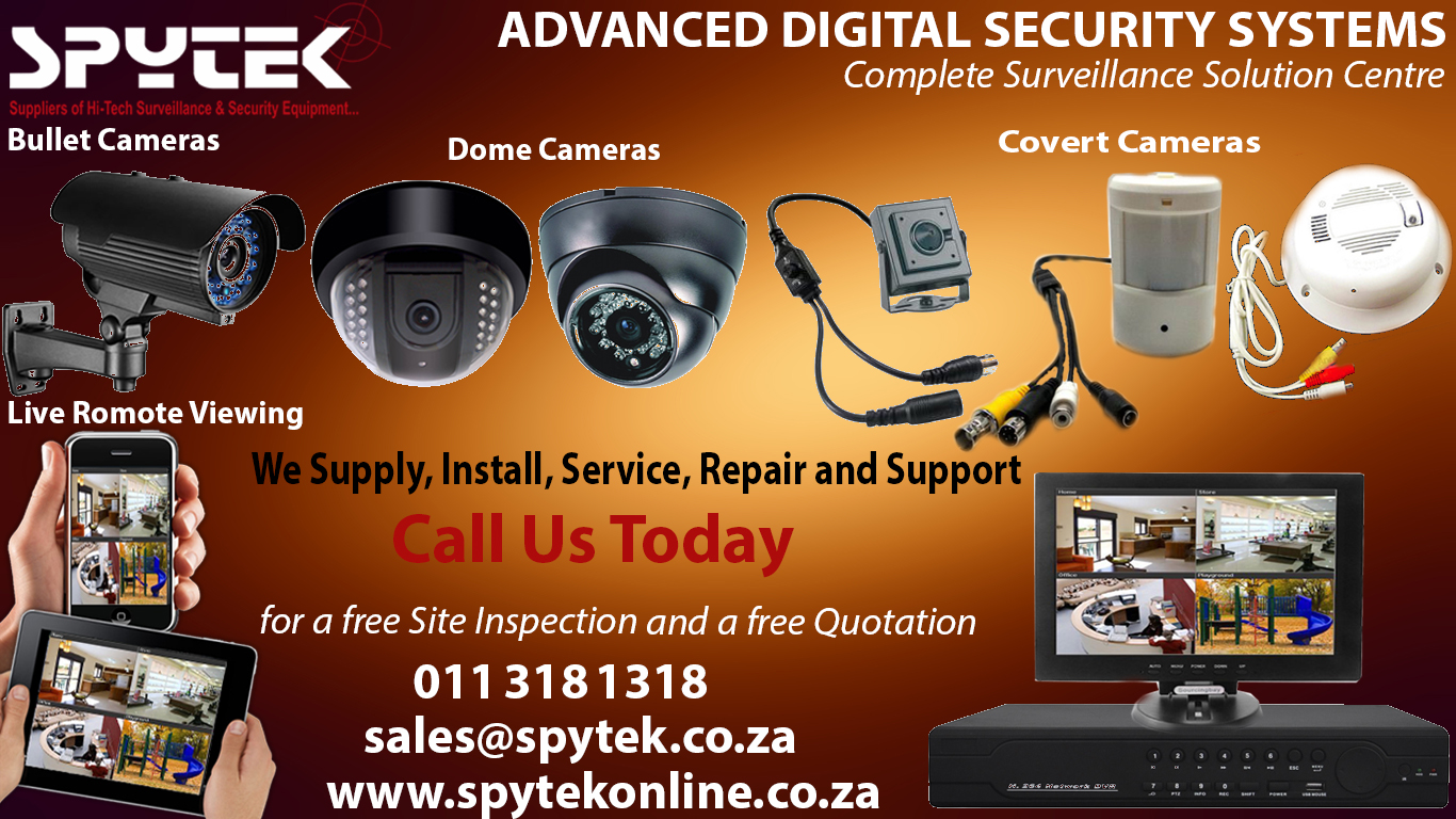 Home Surveillance Equipment