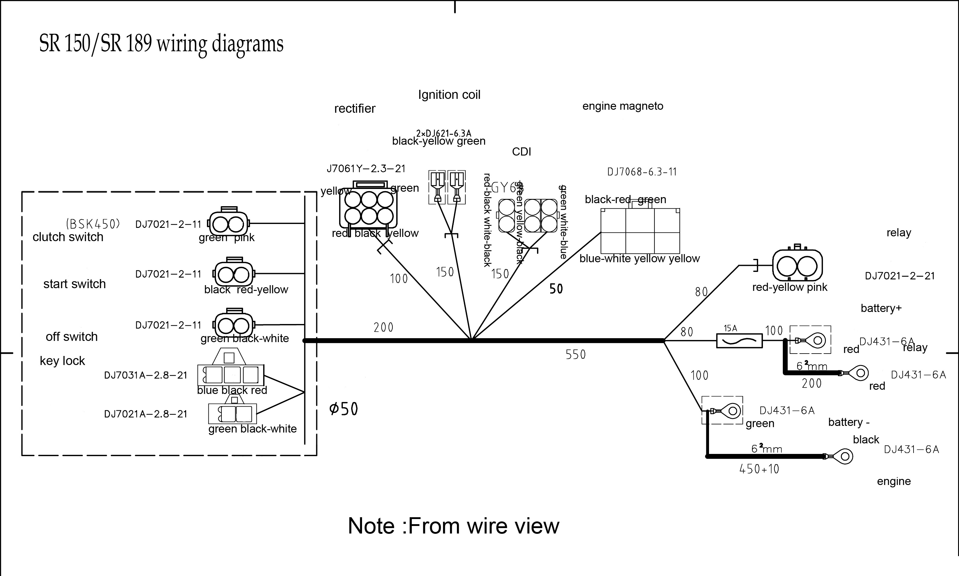File Name  Zongshen 200 Wiring Diagram