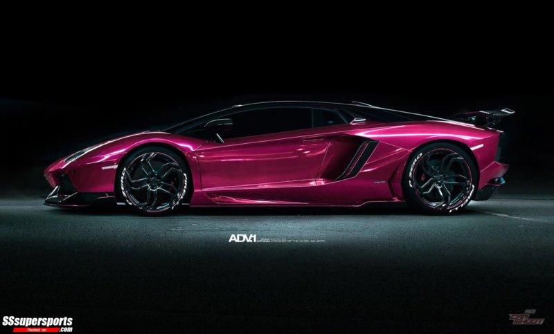 New Aventador 4 Lp700 Lamborghini