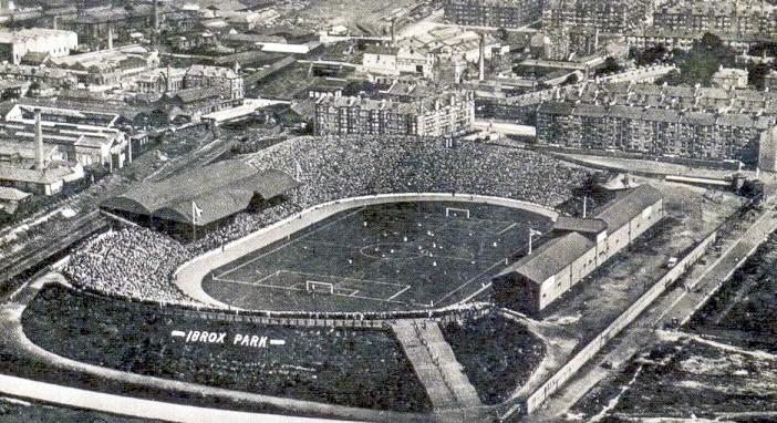 Football stadiums in the 1920s - The Stadium Guide