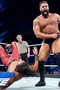 """Shinsuke Nakamura vs Rusev """"United States Championship"""" Sept. 18, 2018"""