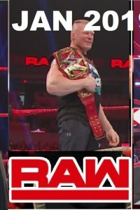 WWE RAW Highlights and Results – 21st January 2019