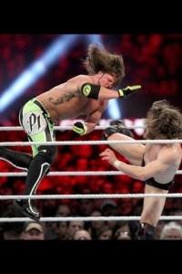 WWE Champion: Daniel Bryan vs. AJ Styles – 2019 Royal Rumble