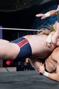 Sanity vs. Undisputed ERA: WWE Worlds Collide, April 14, 2019