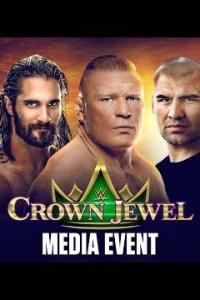 WWE Crown Jewel Media Event – October 31, 2019 [Live Stream]