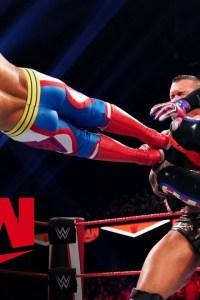 Rey Mysterio vs. Ricochet vs. Randy Orton vs. Drew McIntyre – MONDAY NIGHT RAW