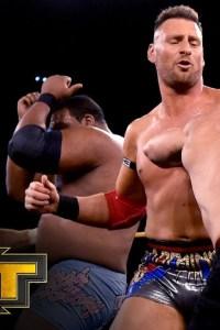 Undisputed ERA vs. Keith Lee & Dominik Dijakovic – NXT Tag Team Title Match