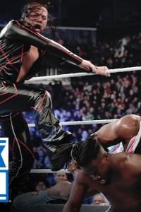 The New Day vs. Shinsuke Nakamura & Cesaro – SmackDown, Dec. 20, 2019