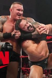 Randy Orton vs. Drew McIntyre – MONDAY NIGHT RAW