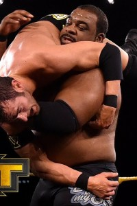 Roderick Strong vs. Keith Lee – NXT North American Championship Match