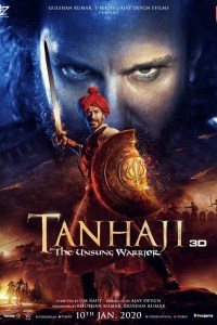 Tanhaji: The Unsung Warrior (2020) MOVIE DOWNLOAD