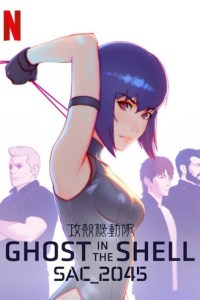 Ghost in the Shell SAC 2045 Season 1 (S01) Hindi Complete Web Series
