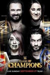 WWE Clash of Champions 2020 Full Show