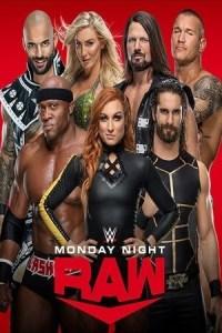 WWE Monday Night RAW 19 October 2020 Full Show