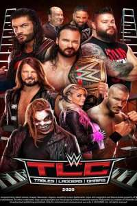 WWE TLC: Tables, Ladders & Chairs 2020 Full Show
