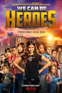 We Can Be Heroes (2020) Full Movie