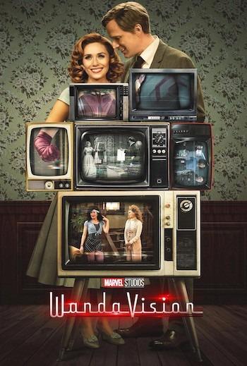 WandaVision Season 1 (S01) Complete Web Series [Episode 9 Added]